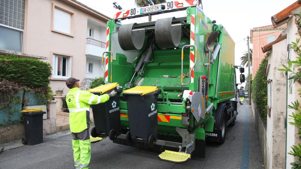 Collecte sélective des déchets et végétaux