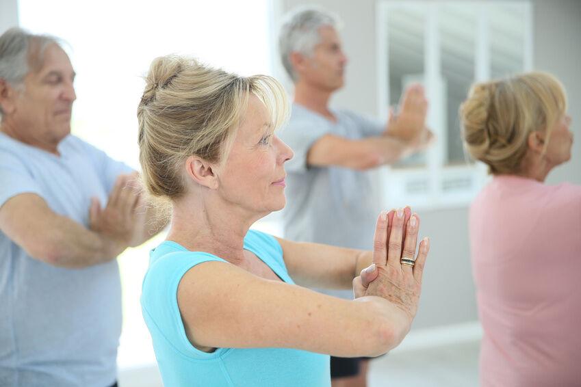 Ateliers gratuits de gym douce pour seniors