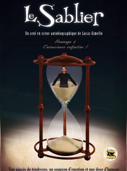 Eté théâtral à Opio «Les mardis à l'amphi» LE SABLIER