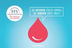 Dates de collecte de sang pour l'année 2020