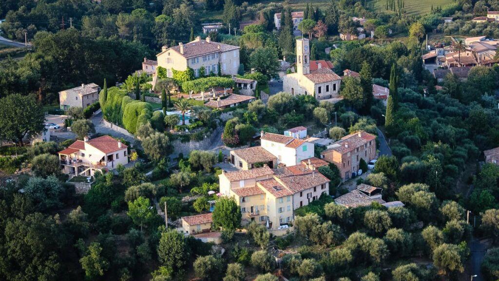 L'histoire du village