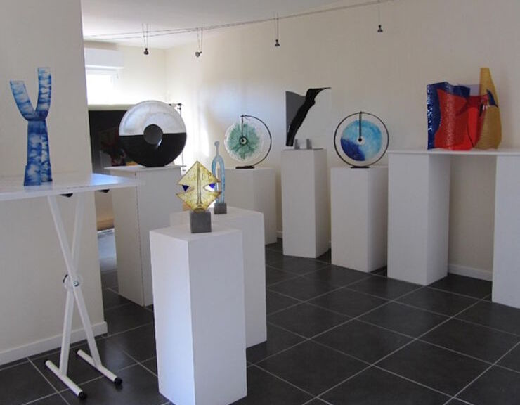 ATELIER-GALERIE  D'ART NAD VALLEE