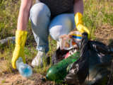 Opération : Ramassage des déchets à Opio