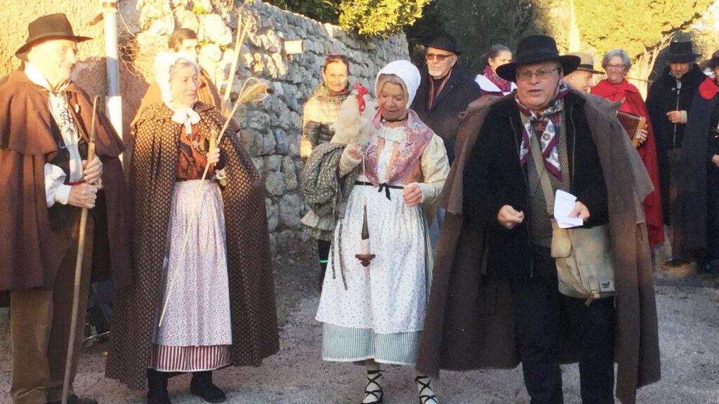 Noël provençal à Opio