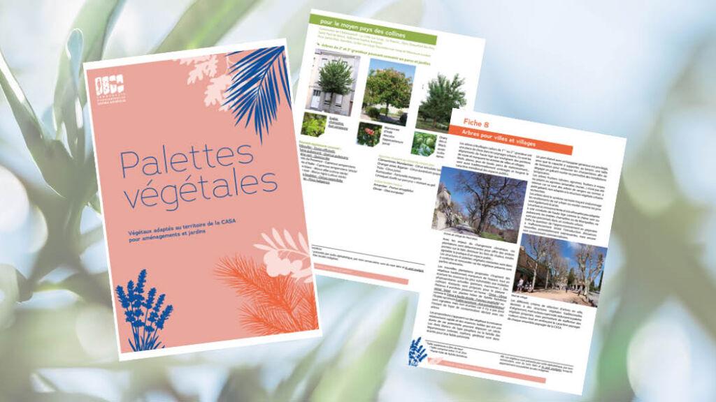 Diversifier et renforcer la qualité de nos paysages avec le Guide «Palette Végétale»