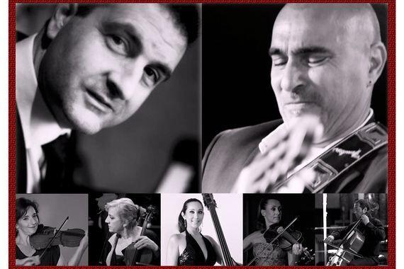 Classico Flamenco Jazz- 21h (soirées estivales)