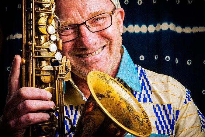 Soirée Jazz-Up – JB MOUDELE AFROTRANE
