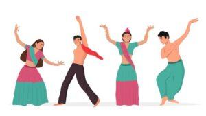 Stage de danse Bollywood